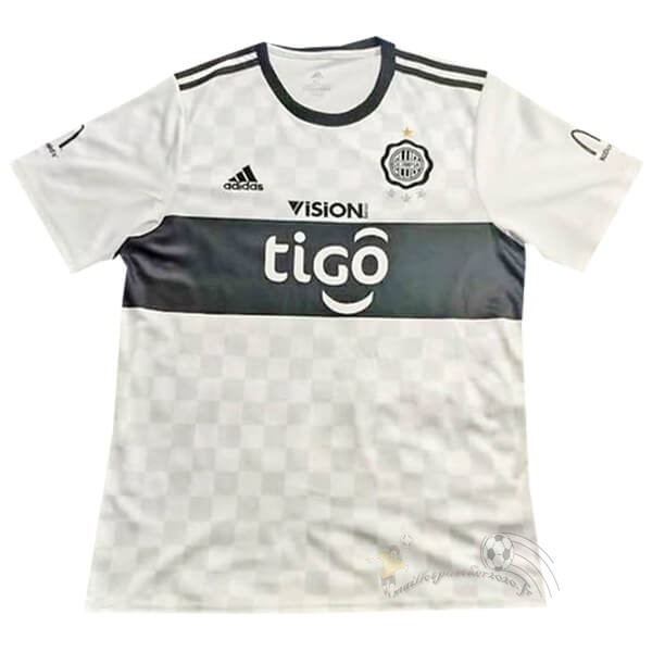 Maillot Foot Personnalisé Vente adidas Domicile Maillot Club Olimpia 2020 2021 Blanc