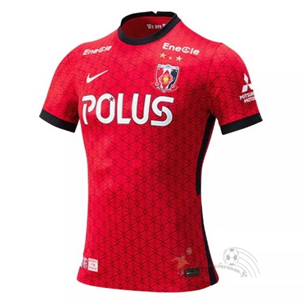 Maillot Foot Personnalisé Vente Nike Domicile Maillot Kashima Antlers 2021 2022 Rouge