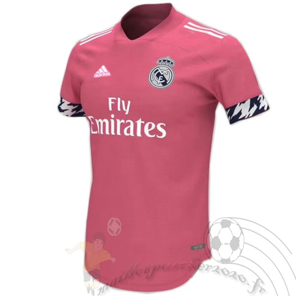 Maillot Foot Personnalisé Vente adidas Concept Exterieur Maillot Real Madrid 2020 2021 Rose
