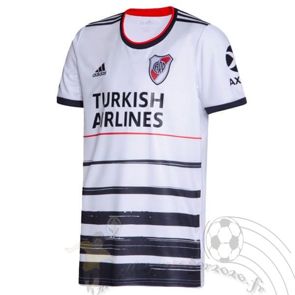 Maillot Foot Personnalisé Vente adidas Third Maillot River Plate 2019 2020 Blanc