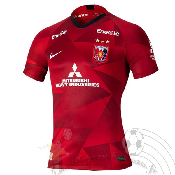 Maillot Foot Personnalisé Vente Nike Domicile Maillot Urawa Red Diamonds 2020 2021 Rouge